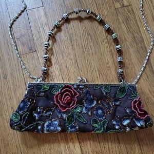 Handbags - Hand beaded vintage purse